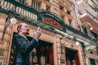 Cafe Tortoni, Buenos Aires, Argentine
