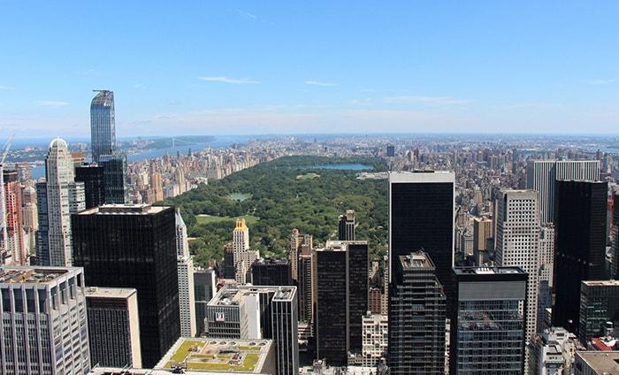Central Park à New York, le poumon de la grosse pomme