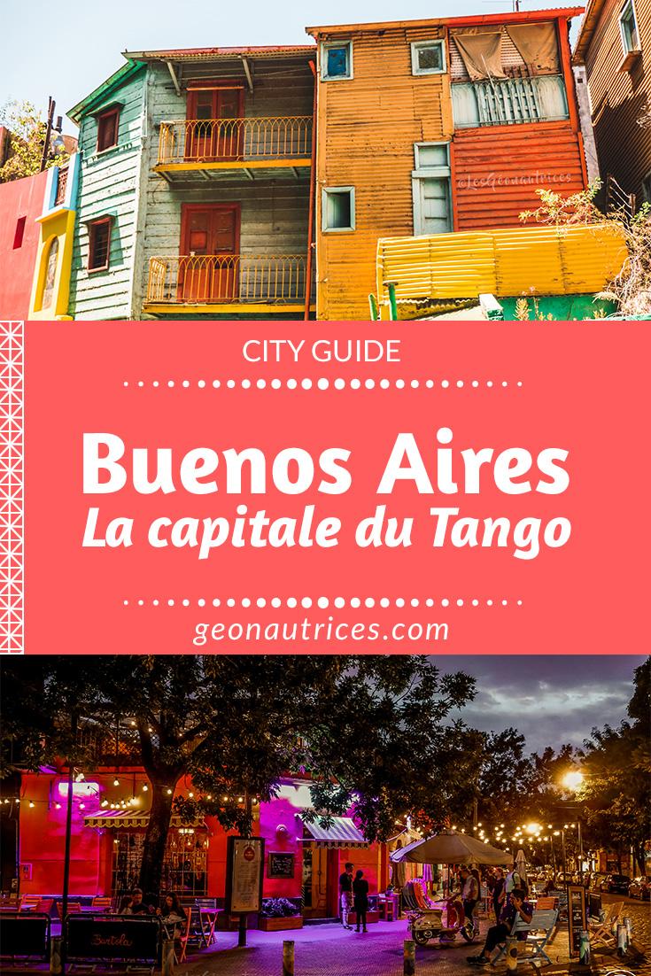 10 jours à Buenos Aires pour commencer notre PVT en Argentine en 2018. Quoi y voir, quoi y faire ? #buenosaires #argentine #pvt