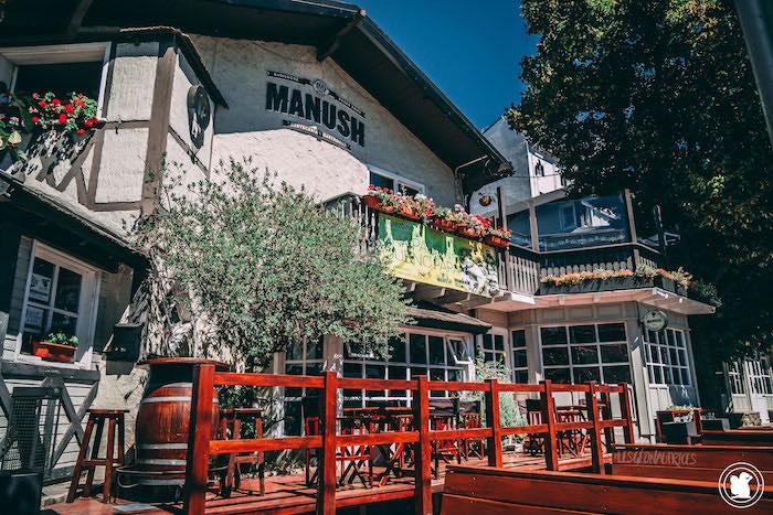 Manush Cerveceria