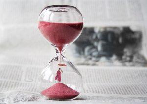 Nouvelle littéraire – Trouver le temps