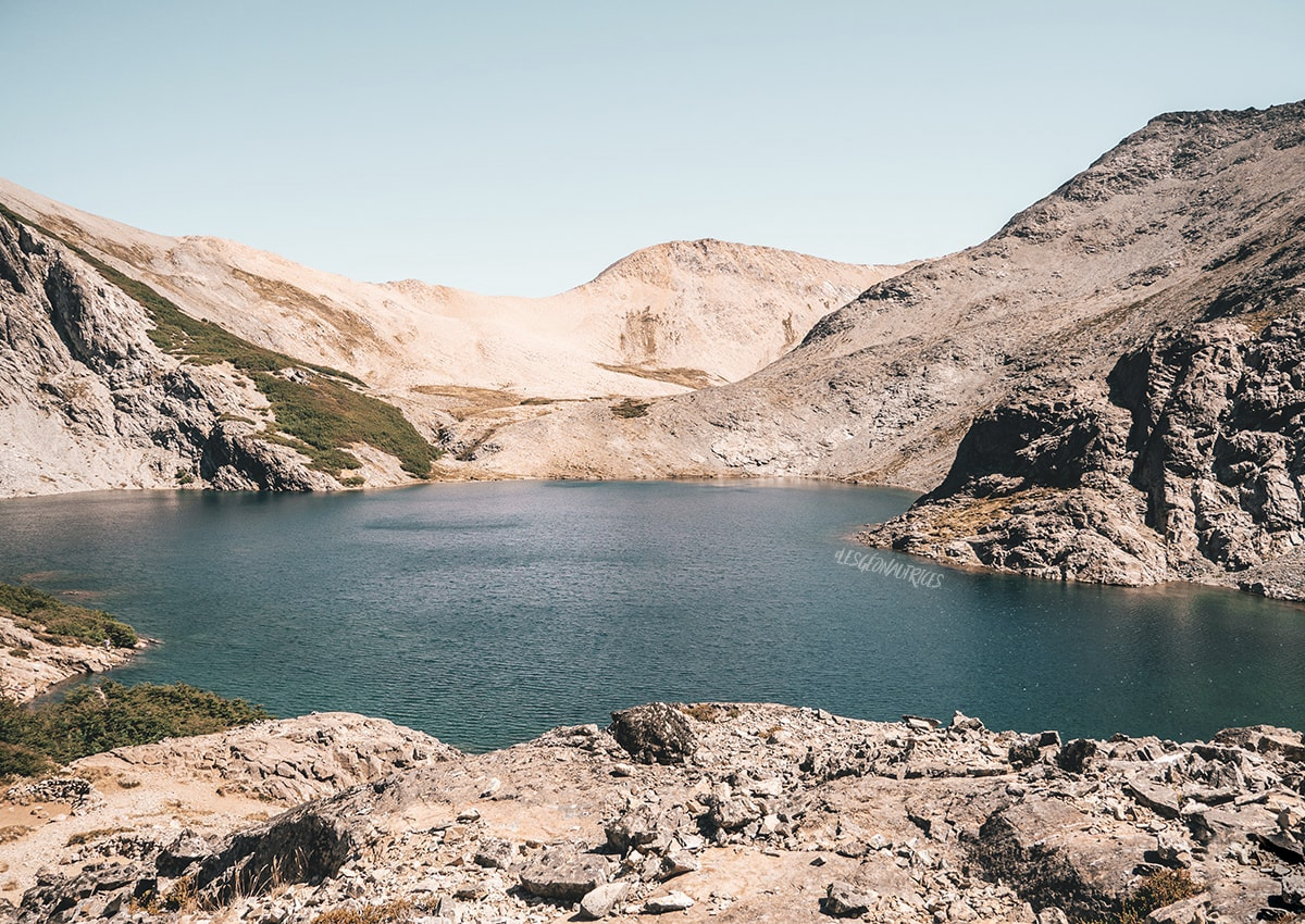Randonnée Laguna Negra à Bariloche
