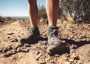 Test chaussures de randonnée The North Face – Women's Hedgehog Fastpack Mid