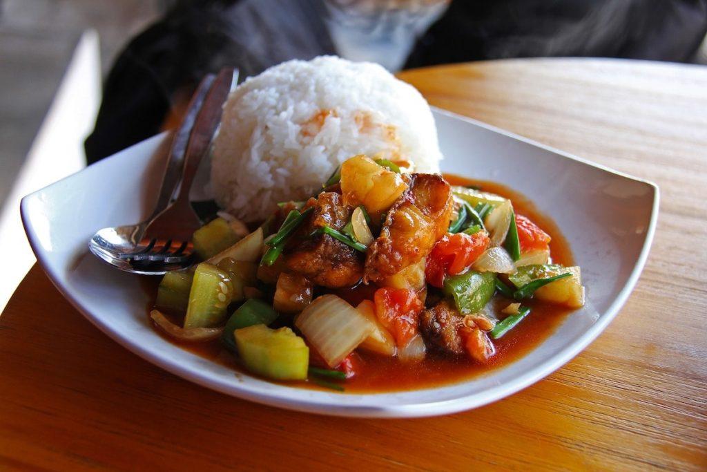 Gastronomie Laotienne