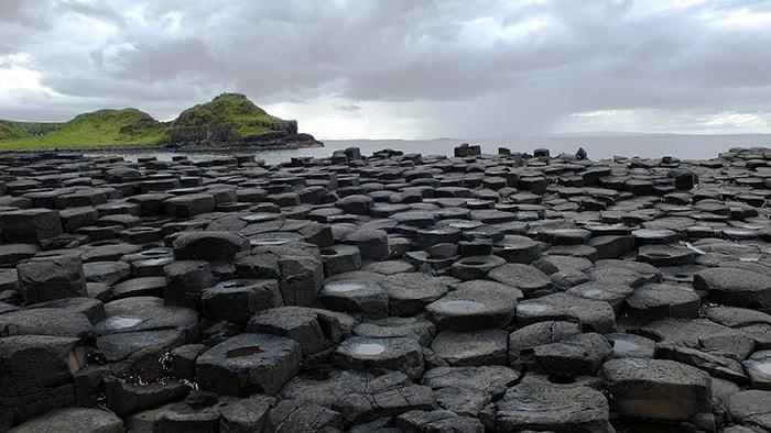 La Chaussée des Géants en Irlande