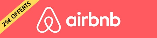 25€ offerts Airbnb