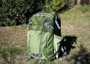 Test sac à dos photo Mindshift Gear Backlight 26L