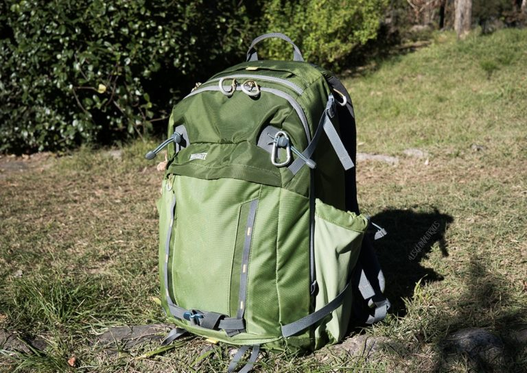 Test sac à dos photo Mindshift Gear Backlight 26L