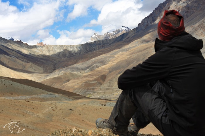 Vallee du Zanskar - Himalaya - Inde