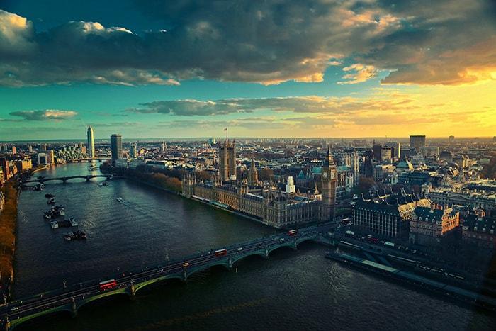 Visiter Londres en Juin