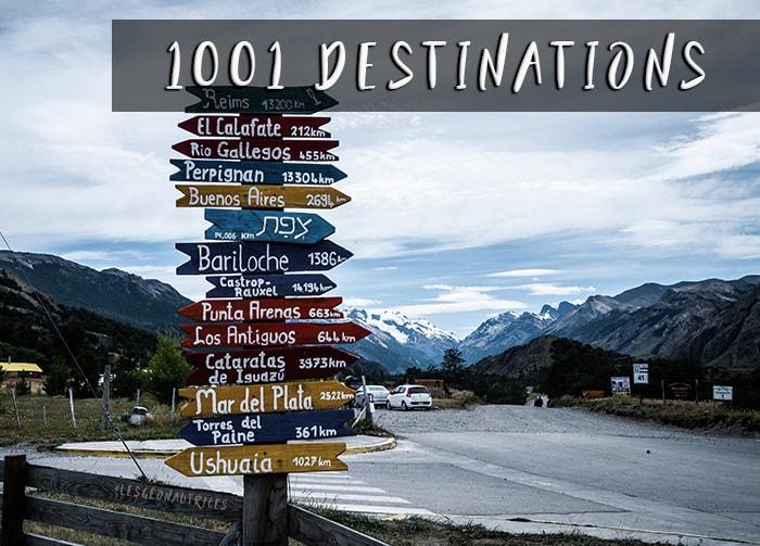 1001 destinations