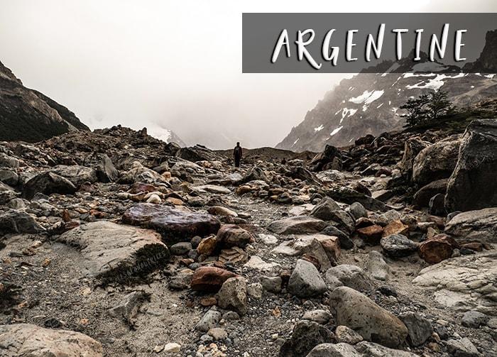 Argentine randonnée