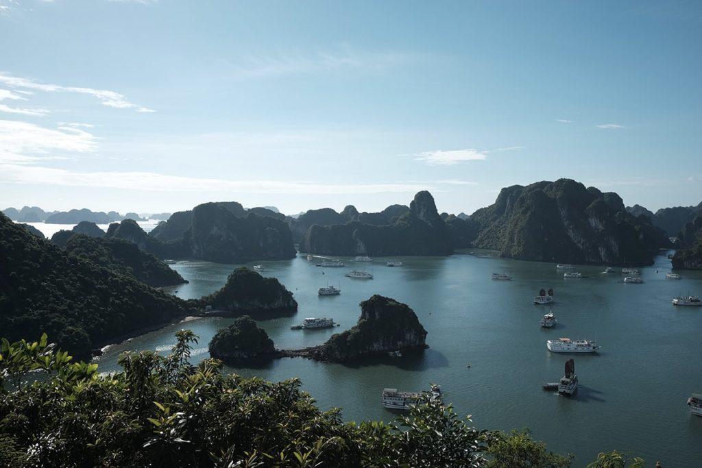Bai Ha Long - Vietnam