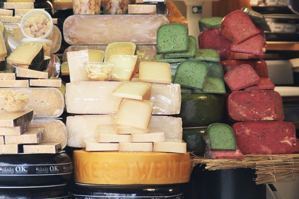Fromage - Pays-Bas