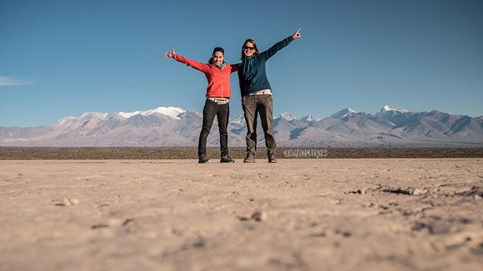 Les Geonautrices - Pampa Blanca