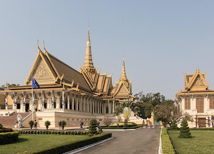 Phnom Penh Palais