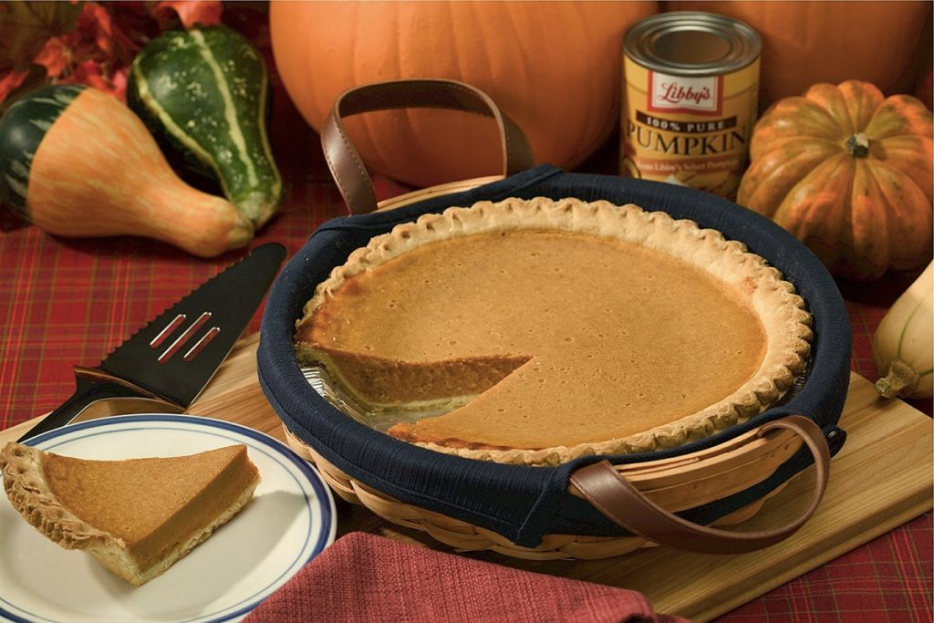Pumpkin-Pie - Cuisine américaine