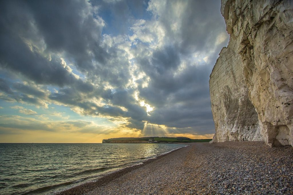 Seven Sisters - Angleterre