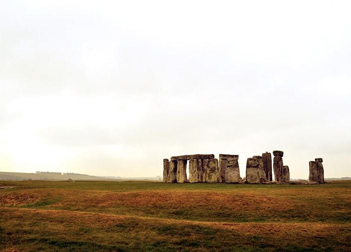Stonehenge - Angleterre