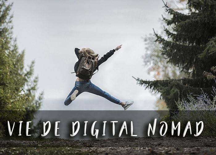 Vie digital nomad