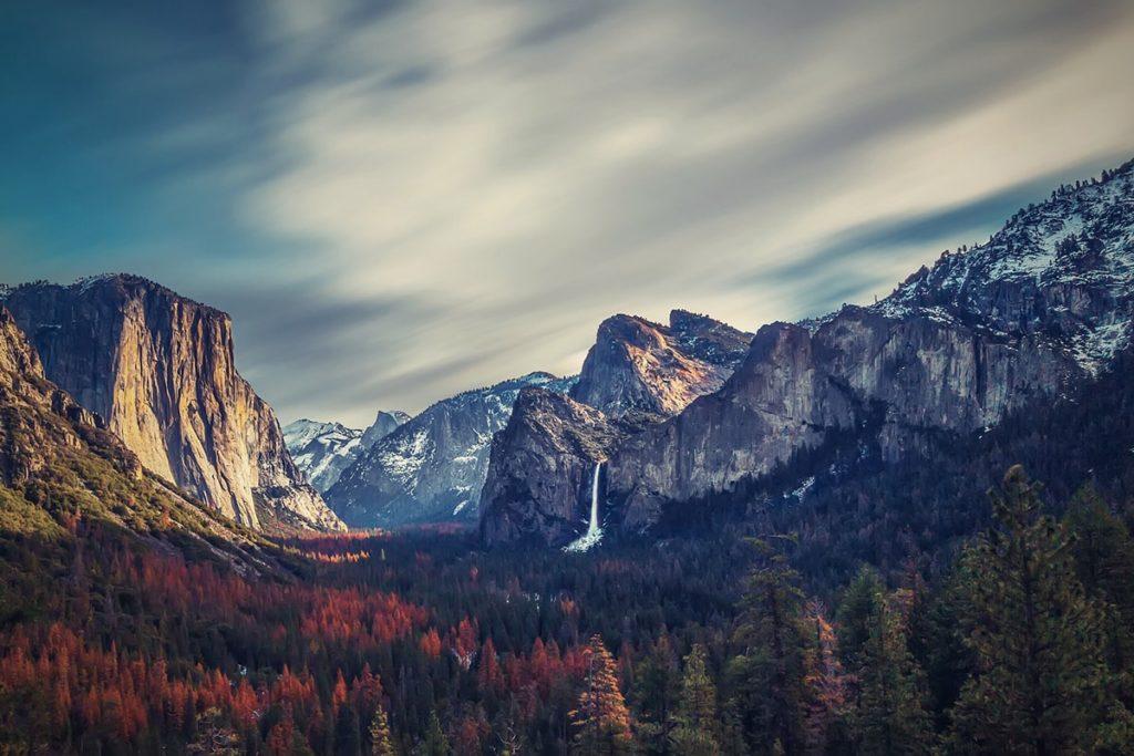 Yosemite - États-Unis