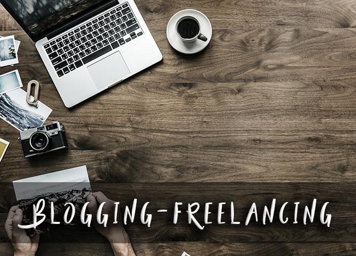blogging et freelancing