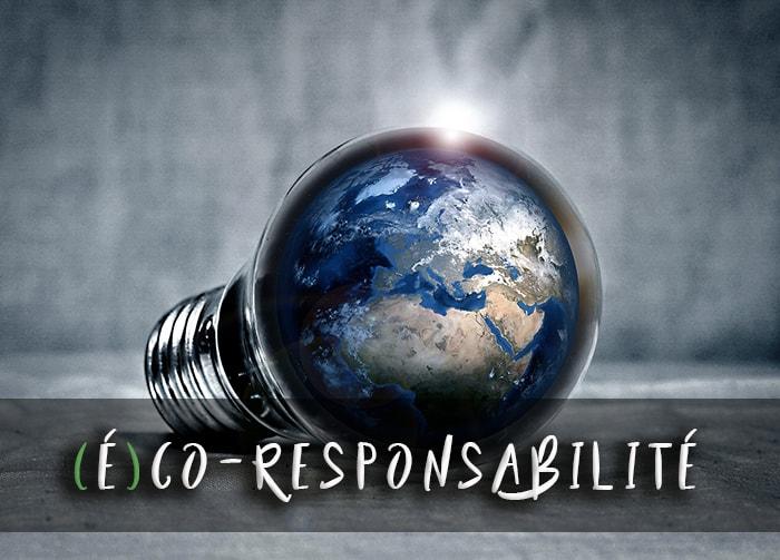 Éco-responsabilité