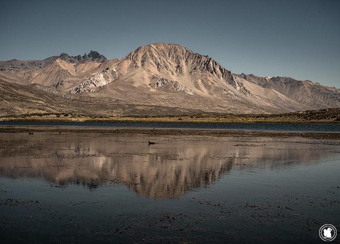 Laguna Sosneado - Argentine