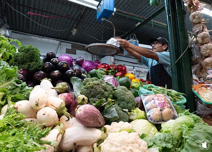 Légumes en Argentine