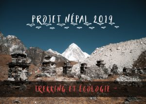 Projet Trek des 3 cols – Népal 2019