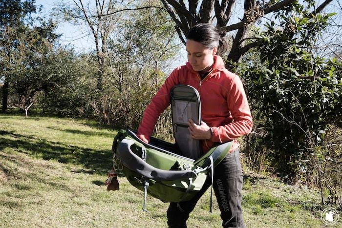 Portage sac à dos photo Mindshift Gear Backlight 26l