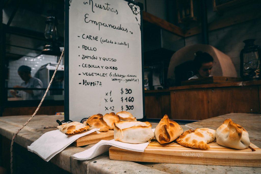Cuisine Argentine : les empanadas