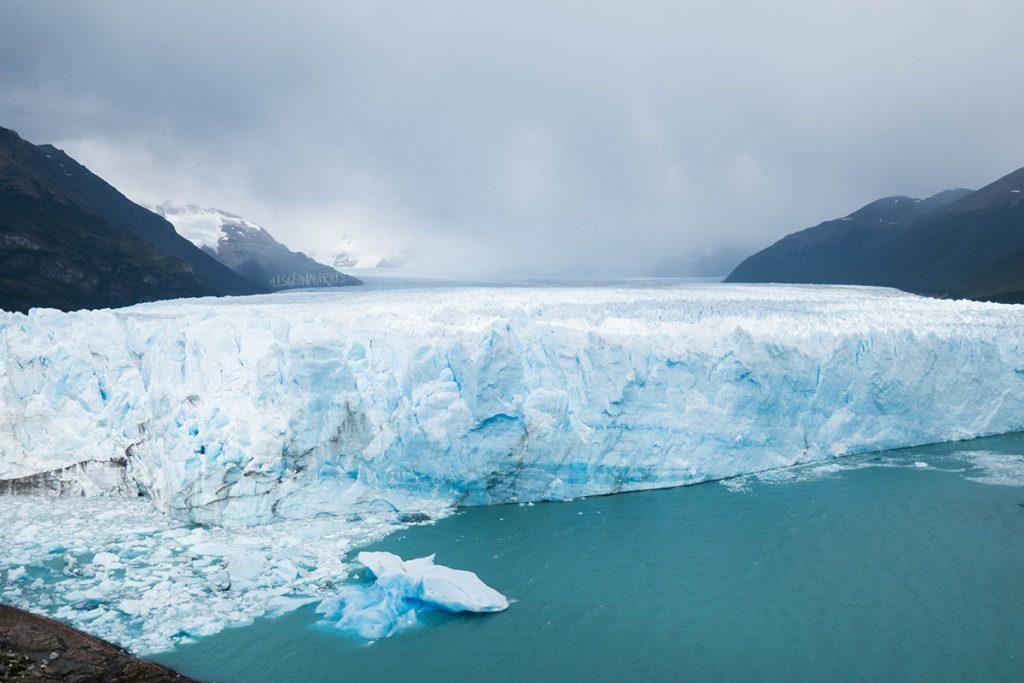 Le majestueux glacier Perito Moreno Argentine