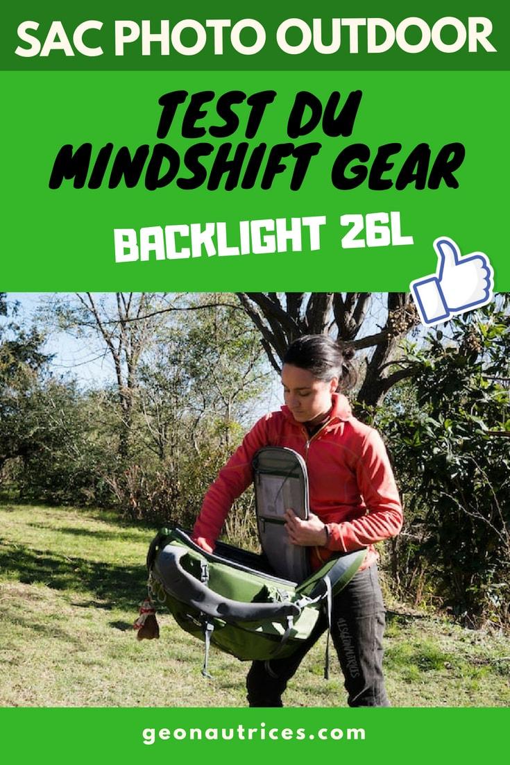 Après 7 mois d'utilisation, nous avons écrit cet article pour vous faire un compte rendu sur notre sac photo outdoor Mindshift Gear Backlight 26L. Très satisfaites de ce sac qui nous suit dans notre voyage en Amérique du Sud. Allez lire le compte rendu complet sur le blog ! ;) #sacphoto #test #outdoor #voyage #equipement #reviews