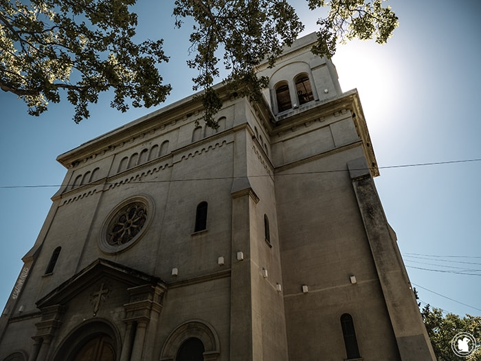 Église - San Rafael