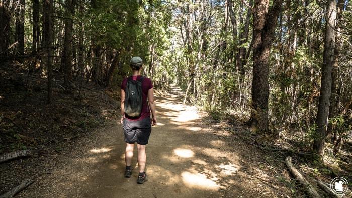 Enora - Randonnée Cajon del Azul