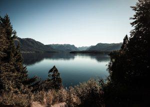 Faire la route des 7 lacs d'Argentine en van, une super expérience!
