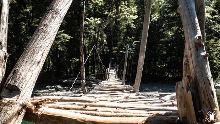 Pont de la Tronconada - Randonnée Cajon del Azul