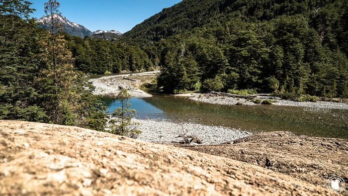 Rio Azul - Randonnée Cajon del Azul