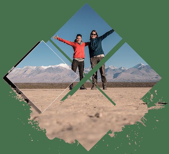Les Géonautrices, blog voyage et randonnée