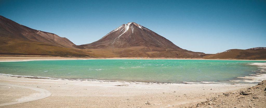 Laguna Verde et Volcan Licancabur