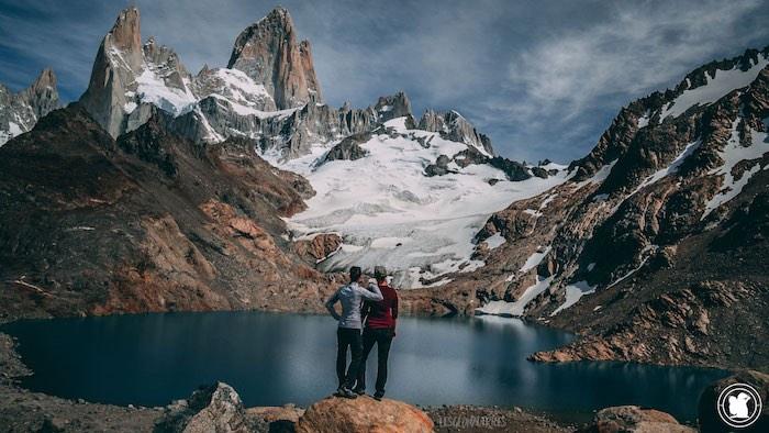 Les geonautrices Fitz Roy, El Chalten, Argentine