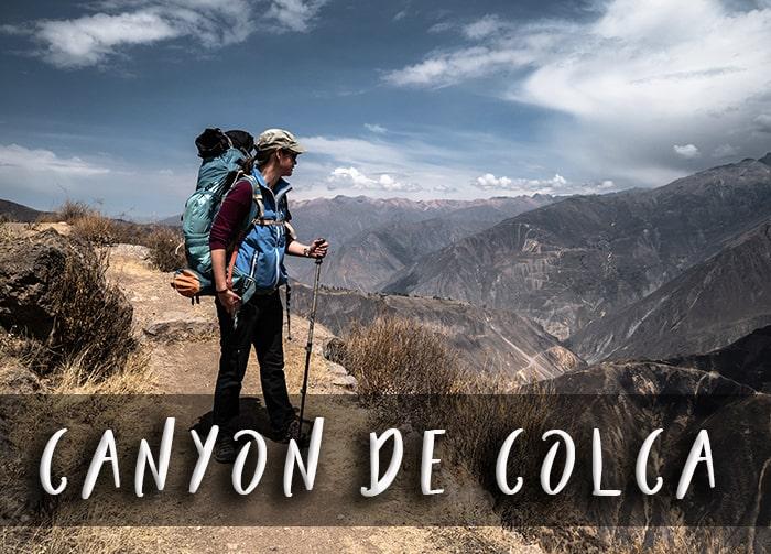 Trek Canyon de Colca - Pérou