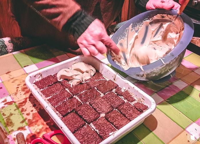 Chocotorta - gastronomie argentine