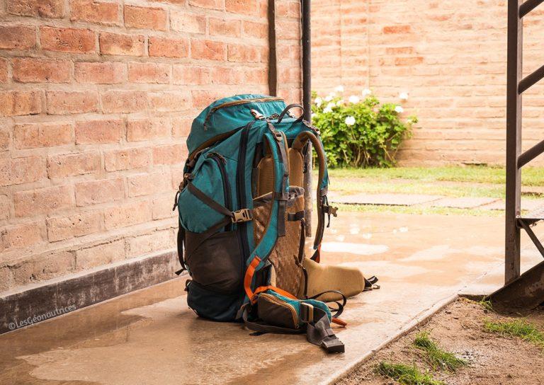 Quoi mettre dans son sac à dos pour voyager en Argentine ?