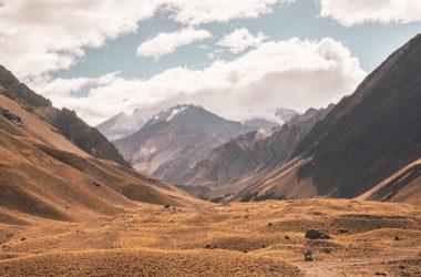 Vue sur l'Aconcagua - Road-trip Mendoza, Argentine