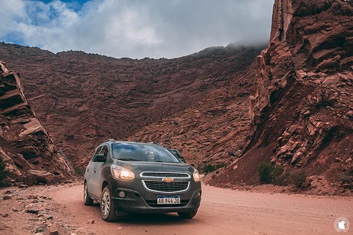 Location de voiture pour un road-trip à Mendoza et La Rioja en Argentine