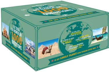 Jeu Lonely Planet