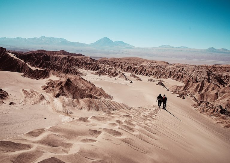 Pourquoi nous ne sommes pas allées au Désert d'Atacama au Chili ?