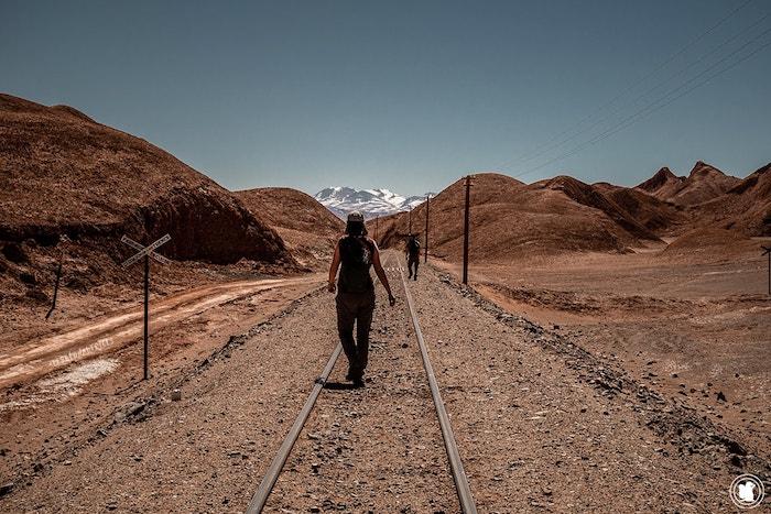 Railway de Tolar Grande